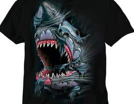 Anton206 tarafından Design a T-Shirt for streetwear brand için no 23