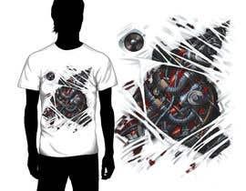 Anton206 tarafından Design a T-Shirt for streetwear brand için no 27