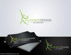 HarIeee tarafından Tennis Coaching Logo Design için no 75