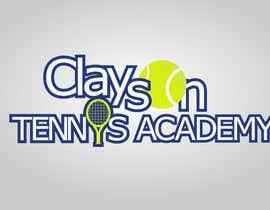 mhi1995 tarafından Tennis Coaching Logo Design için no 80