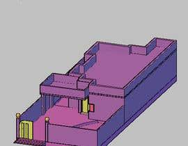 Kamran000 tarafından Design a House with Floor Plans and Elevation için no 1