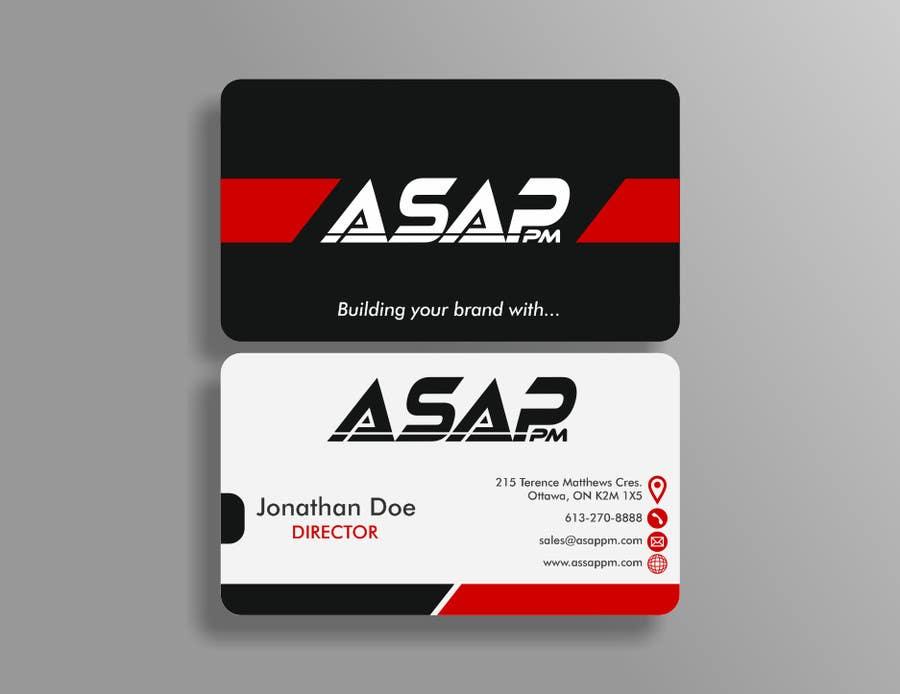 Entry #13 by anibaf11 for ASAPpm: ID KIT | Freelancer