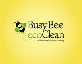 jennfeaster tarafından Logo Design for BusyBee Eco Clean. An environmentally friendly cleaning company için no 149