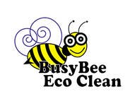 Graphic Design Заявка № 349 на конкурс Logo Design for BusyBee Eco Clean. An environmentally friendly cleaning company