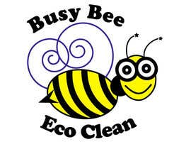 #352 dla Logo Design for BusyBee Eco Clean. An environmentally friendly cleaning company przez steele175