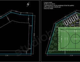 #12 for 5/6 a side mini soccer pitch af studiobacs