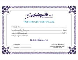 ChathuSL tarafından Design a certificate için no 20