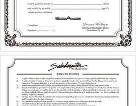 ChathuSL tarafından Design a certificate için no 44