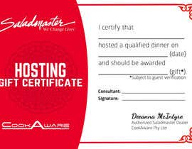 jk94 tarafından Design a certificate için no 17