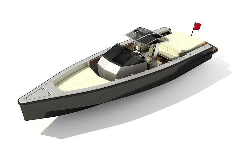 #18 for Concept Boat Design - 1 concept only by nishu90