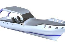 #3 for Concept Boat Design - 1 concept only by vasantjadhav