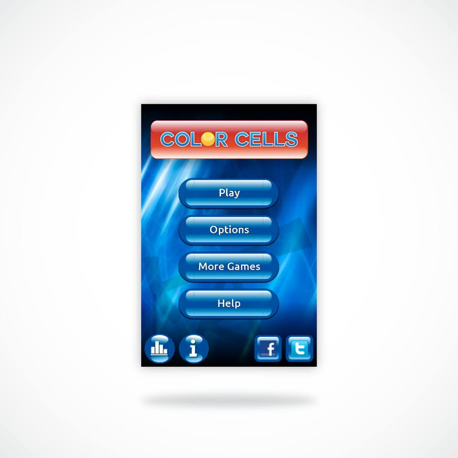 #44 for I need some Graphic Design for game screen by LSVisuals