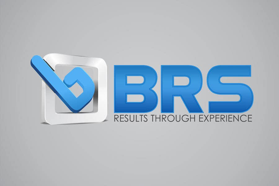 Kilpailutyö #498 kilpailussa Logo Design for BRS