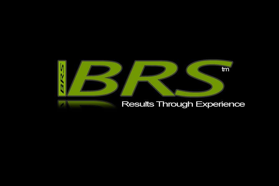 Kilpailutyö #368 kilpailussa Logo Design for BRS