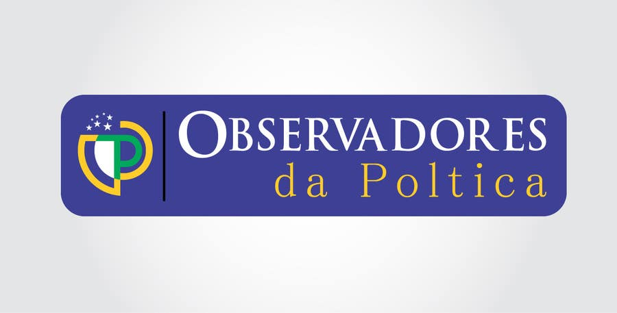 #68 for Projetar um Logo for Observadores da Política by himel302