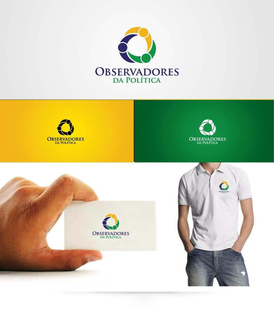 #190 for Projetar um Logo for Observadores da Política by CreativeRony