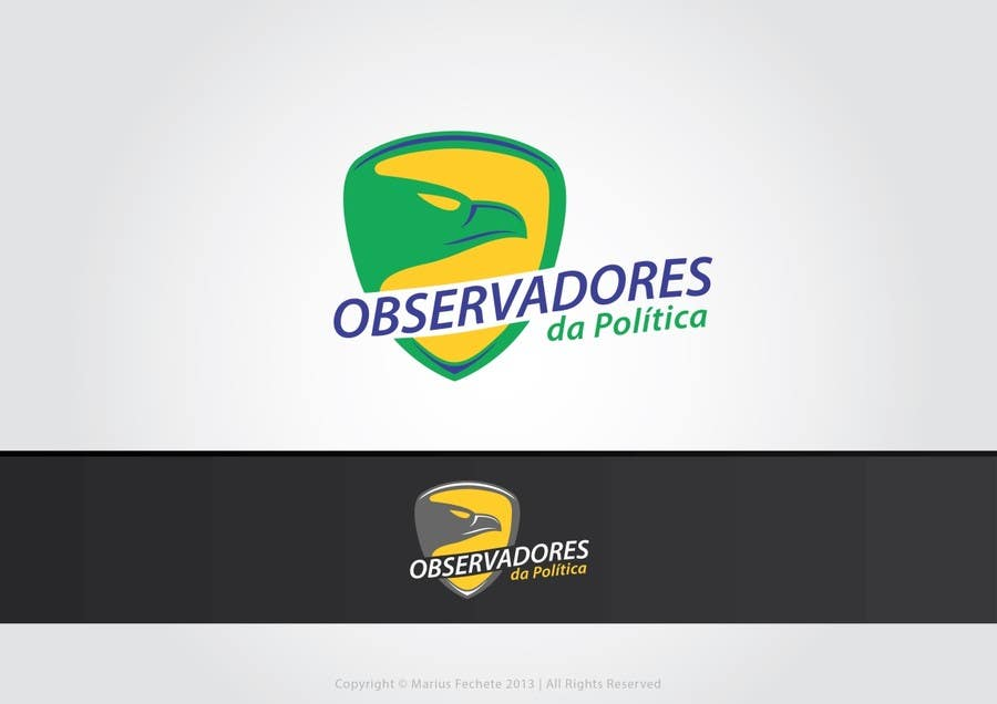 #160 for Projetar um Logo for Observadores da Política by mariusfechete