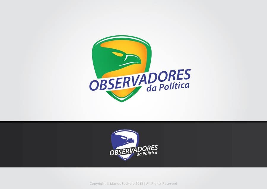 #161 for Projetar um Logo for Observadores da Política by mariusfechete