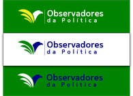 Contest Entry #102 for Projetar um Logo for Observadores da Política