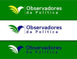 #102 for Projetar um Logo for Observadores da Política by rashedhannan