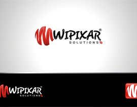 #56 for Wipixar Solutions Logo Design af blueprint1101