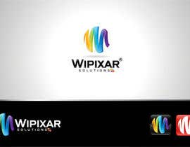#72 cho Wipixar Solutions Logo Design bởi blueprint1101