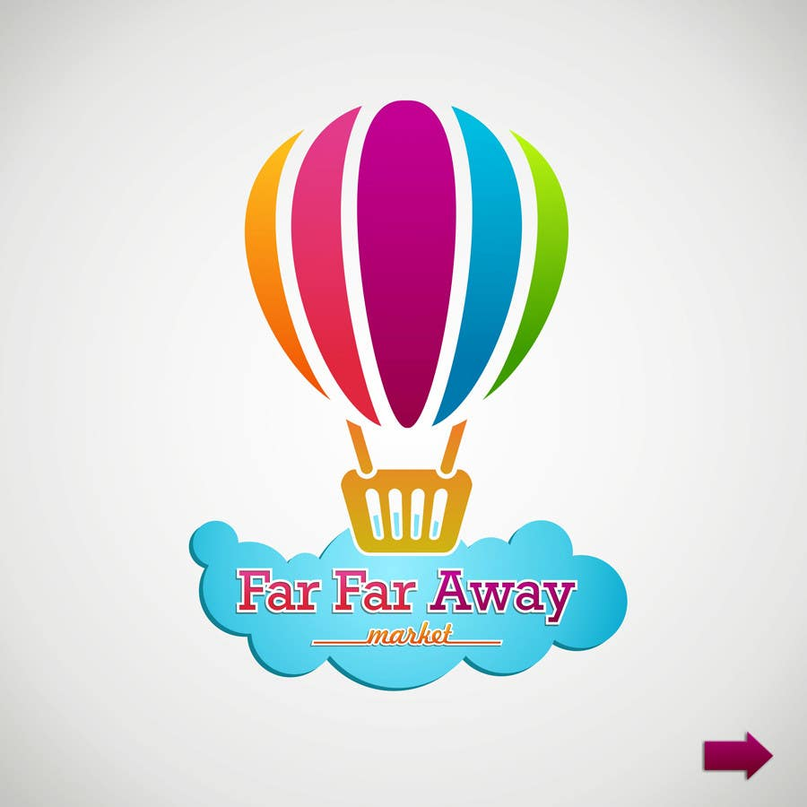 Konkurrenceindlæg #                                        98                                      for                                         Design a Logo for Far Far Away Market