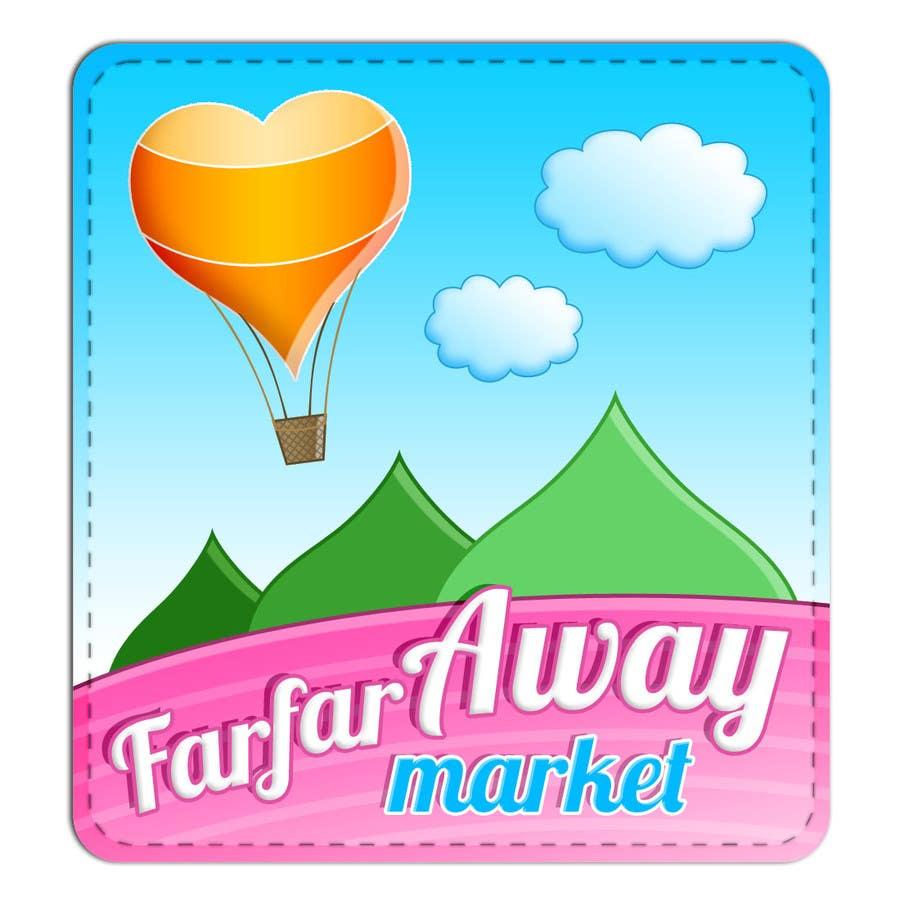 Konkurrenceindlæg #                                        103                                      for                                         Design a Logo for Far Far Away Market