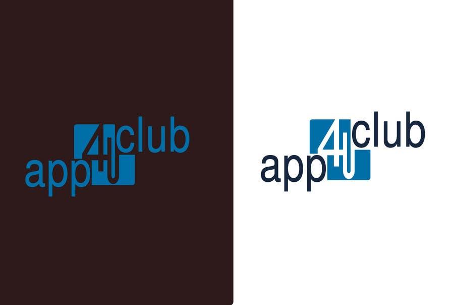 Contest Entry #236 for Logo Design for App 4 u Club