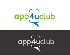 #311 para Logo Design for App 4 u Club por grafico3000