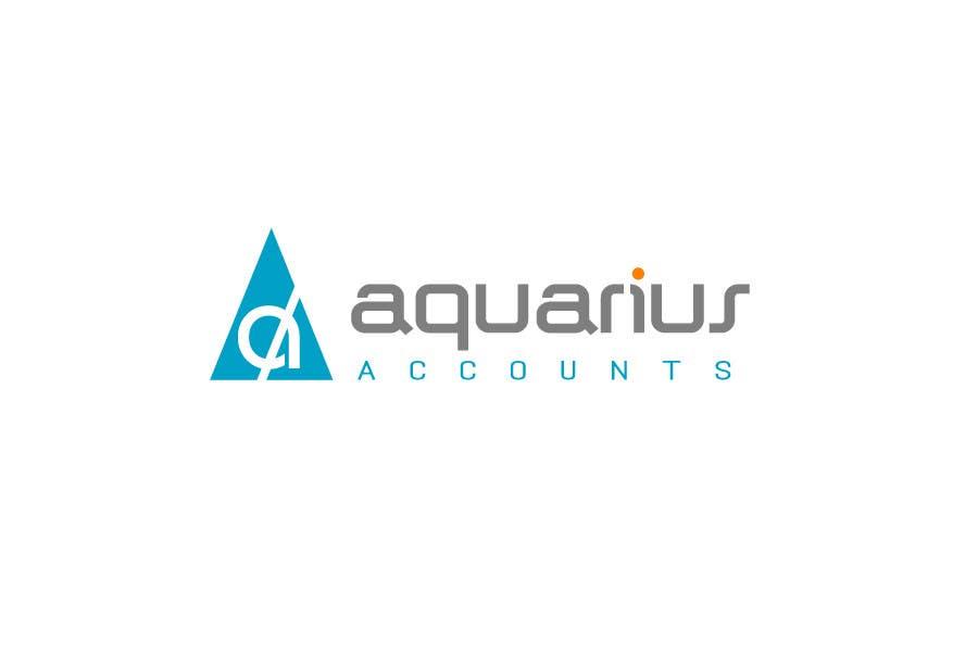 #87 for Design a Logo for Aquarius Accounts by alamin1973