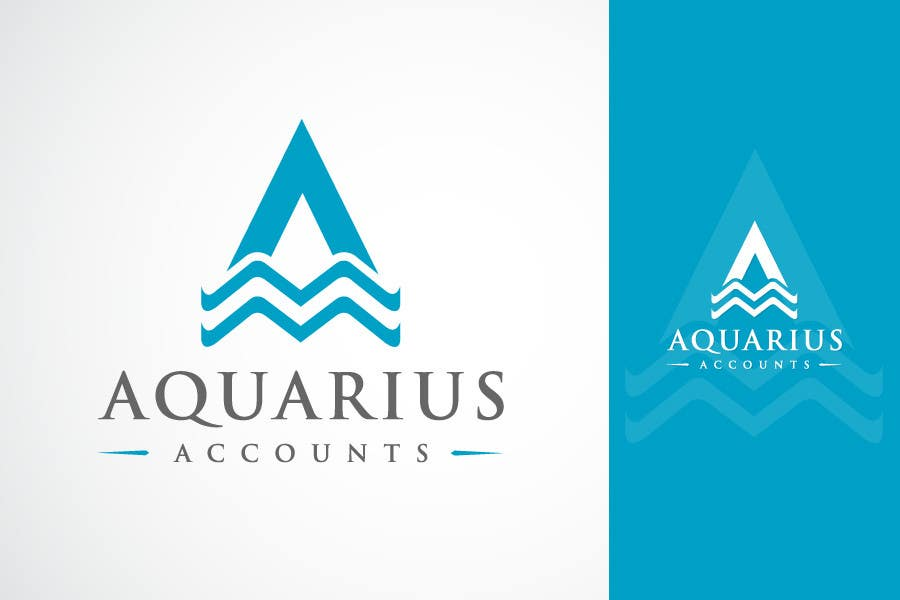 #108 for Design a Logo for Aquarius Accounts by BrandCreativ3