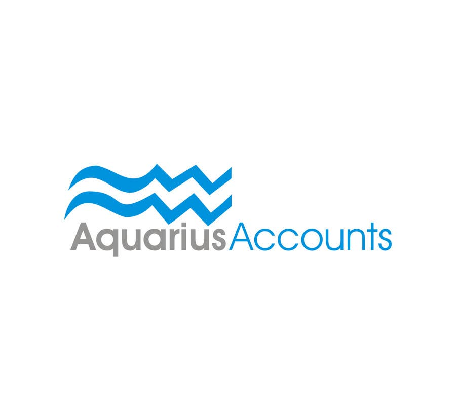 #113 for Design a Logo for Aquarius Accounts by ibed05