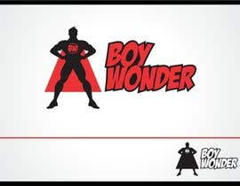 #66 para Design a Logo for boy wonder por lanangali