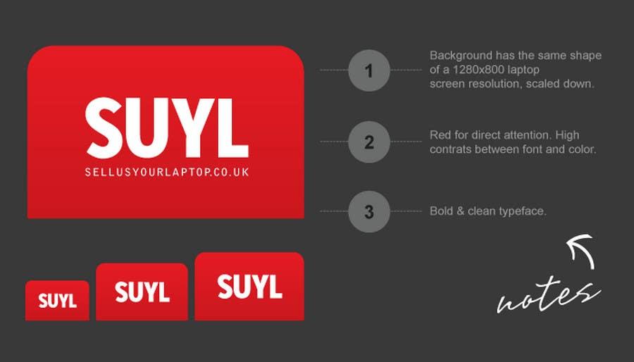 Inscrição nº 92 do Concurso para Logo Design for sellusyourlaptop.co.uk
