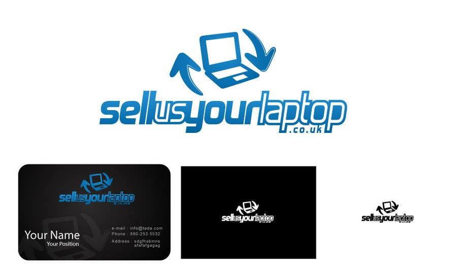 Contest Entry #83 for Logo Design for sellusyourlaptop.co.uk
