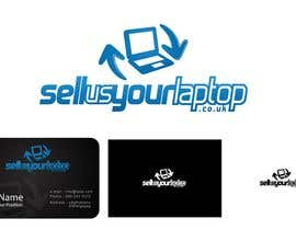 #83 untuk Logo Design for sellusyourlaptop.co.uk oleh zulfibd08