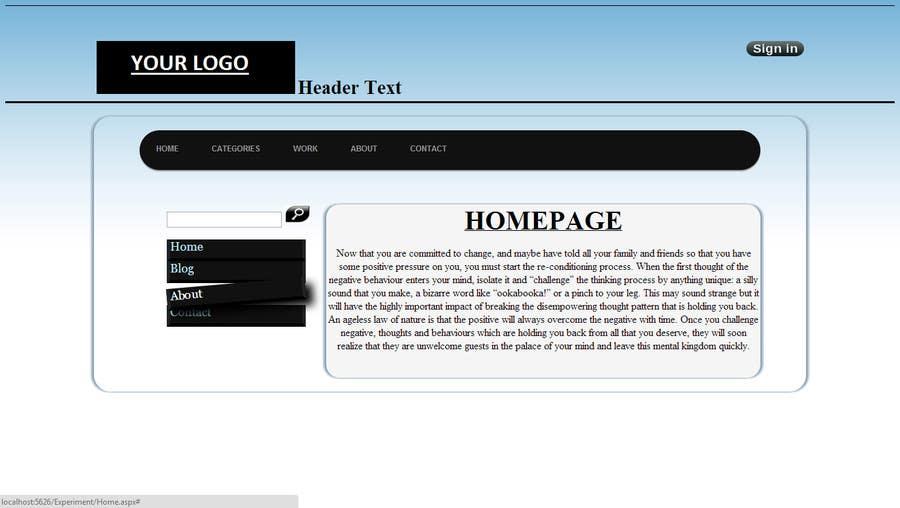 Bài tham dự cuộc thi #                                        9                                      cho                                         Create a Site.Master for a VB.NET Website