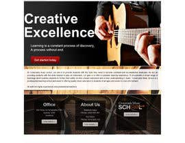 #3 for Update website for Crossroads music school by aravind2905