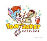 Contest Entry #32 for Design a Logo for Tom and Jarry Services - NB this logo must be based upon Tom and Jerry and include characters based on this. DO not submit unless this is done