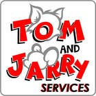 Contest Entry #14 for Design a Logo for Tom and Jarry Services - NB this logo must be based upon Tom and Jerry and include characters based on this. DO not submit unless this is done