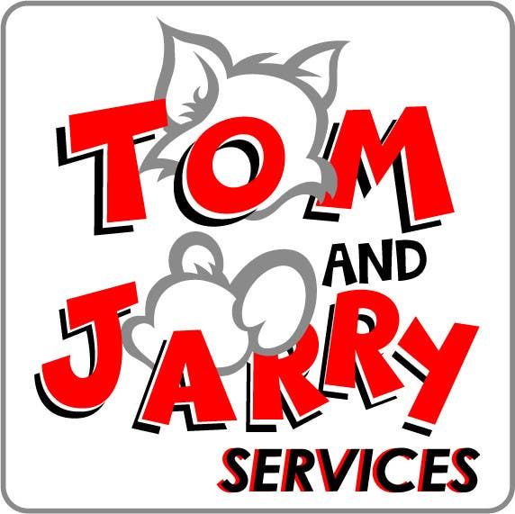 #14 for Design a Logo for Tom and Jarry Services - NB this logo must be based upon Tom and Jerry and include characters based on this. DO not submit unless this is done by vmsdesign