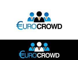 #52 for Design a logo for EUROCROWD af ajdezignz