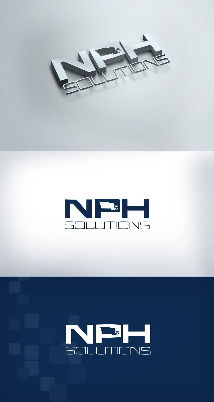 #15 for Design a Logo for NPH Solutions by olivermxjp