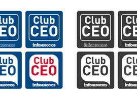 nº 63 pour Diseñar un logotipo for Club CEO par dmaldonado