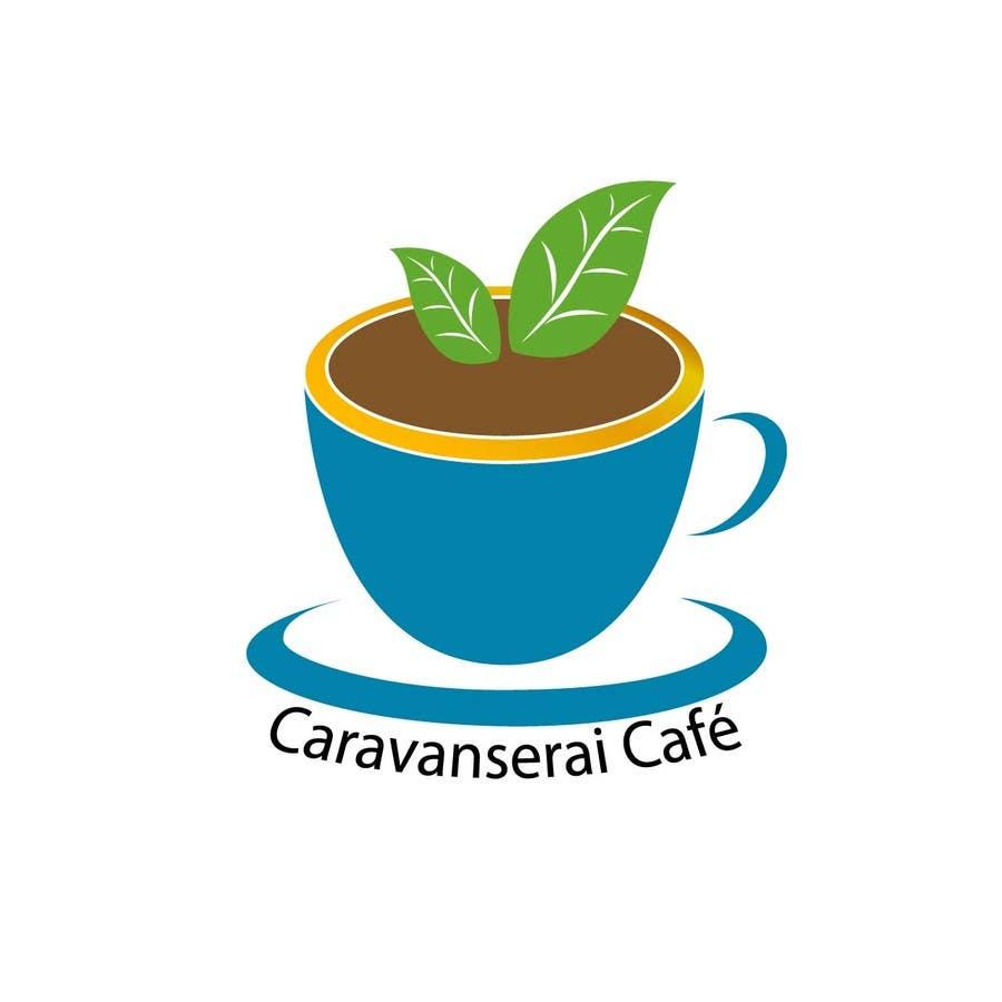 #47 for Design a Logo for Caravanserai café by hammad143
