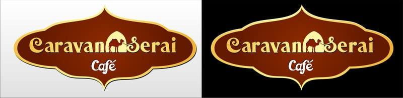 #8 for Design a Logo for Caravanserai café by Stevieyuki