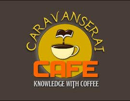 #68 for Design a Logo for Caravanserai café af ravisankarselvam