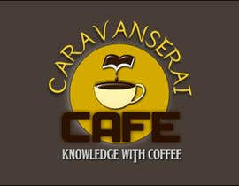 #69 for Design a Logo for Caravanserai café af ravisankarselvam