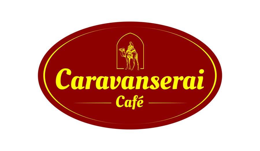 #54 for Design a Logo for Caravanserai café by studioprieto